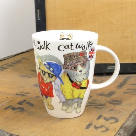 Mug Fashion Cats