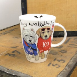 Mug Fashion Dogs