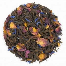 Pu Erh Blueberry